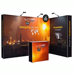 Corner Exhibition Stands Yard : Self build exhibition stands and portable displays expo display