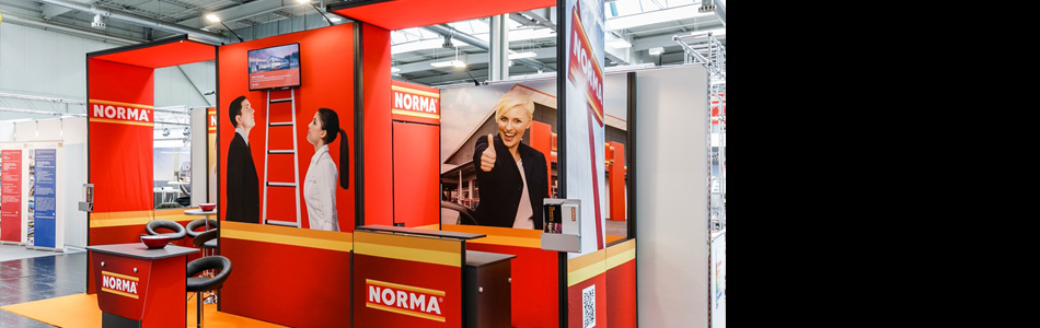 Modular Exhibition Stand Hire : Exhibition stand design hire and build expo display service